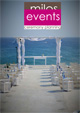 Milos Events brochure