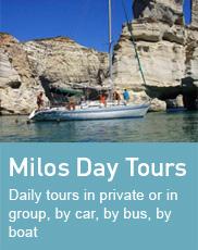 Milos Day Tours