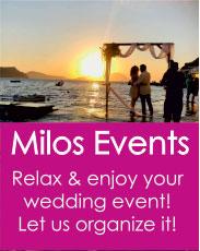 Milos Events